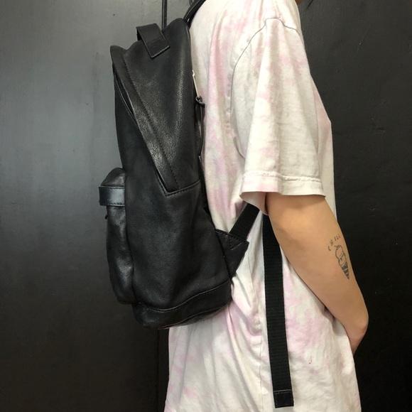 7da107f34e51 MICHAEL Michael Kors Bags | Michael Kors Mens Odin Leather Backpack ...
